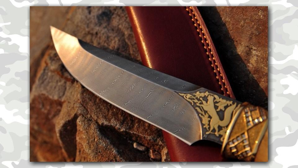 Клинок ножа